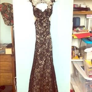 Beautiful cocktail or prom dress size s NWT